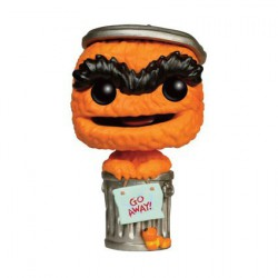Pop! TV Sesame Street Orange Oscar Limited Edition