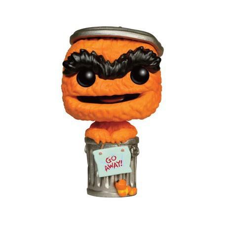 Figur Pop! TV Sesame Street Orange Oscar Limited Edition Funko Online Shop Switzerland