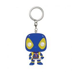Figur Pop! Pocket Keychains Marvel Deadpool Blue Costume Funko Online Shop Switzerland