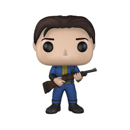 Figur Pop Games Fallout 4 Vault Dweller Funko Online Shop Switzerland