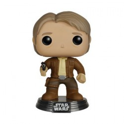 Figur Pop! Star Wars The Force Awakens Han Solo Funko Online Shop Switzerland