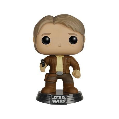 Figur Pop Star Wars The Force Awakens Han Solo Funko Online Shop Switzerland