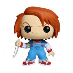 Figur Pop! Movies Child's Play Chucky (Vaulted) Funko Online Shop Switzerland