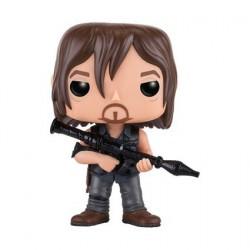 Figurine Pop The Walking Dead Daryl with Rocket Launcher Funko Boutique en Ligne Suisse