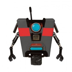 Pop Games Borderlands Black Claptrap Limited Edition
