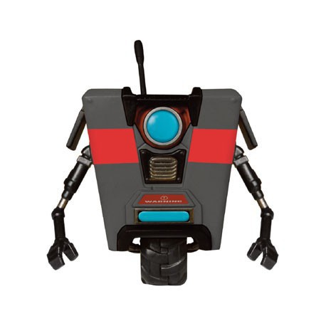 Figur Pop! Games Borderlands Black Claptrap Limited Edition Funko Online Shop Switzerland