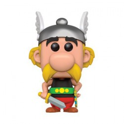 Figur Pop! Asterix & Obelix Asterix The Gaul (Vaulted) Funko Online Shop Switzerland