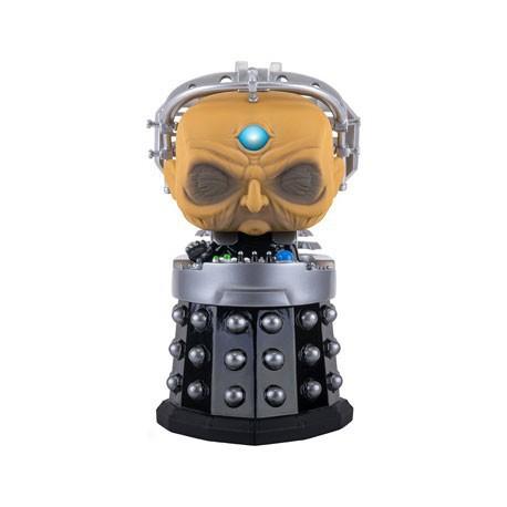 Figurine Pop! 15 cm TV Doctor Who Davros Funko Boutique en Ligne Suisse