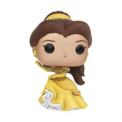 Figur Pop! Disney Beauty and The Beast Belle In Gown (Rare) Funko Online Shop Switzerland