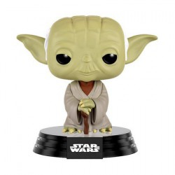 Figur Pop! Star Wars Dagobah Yoda (Rare) Funko Online Shop Switzerland