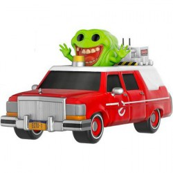 Figur Pop SDCC 2016 Movies Ghostbusters Ecto 1 with Slimer Limited Edition Funko Online Shop Switzerland