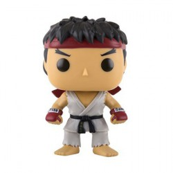 Pop Games Street Fighter Ryu (Rare)