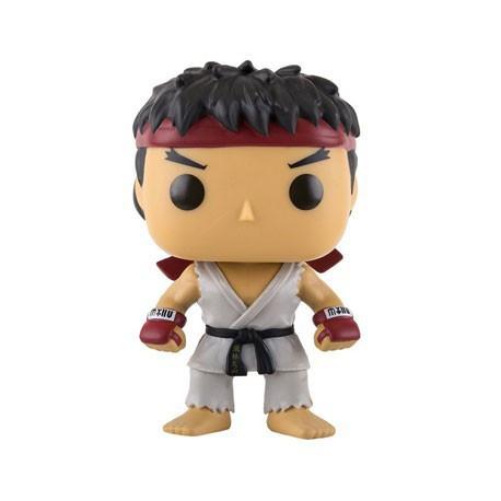 Figur Pop Games Street Fighter Ryu (Vaulted) Funko Online Shop Switzerland