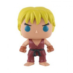 Pop! Games Street Fighter Ken (Vaulted)