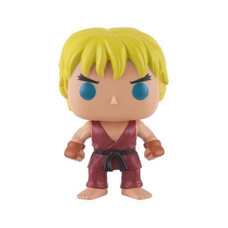 Figurine Pop! Games Street Fighter Ken (Rare) Funko Boutique en Ligne Suisse