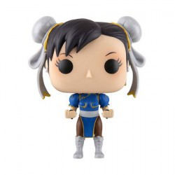 Pop Games Street Fighter Chun-Li