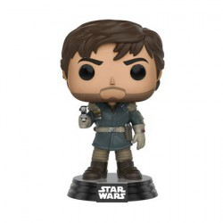 Figuren Pop! Star Wars Rogue One Captain Cassian Andor Funko Online Shop Schweiz