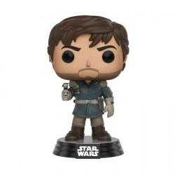 Figurine Pop! Star Wars Rogue One Captain Cassian Andor Funko Boutique en Ligne Suisse
