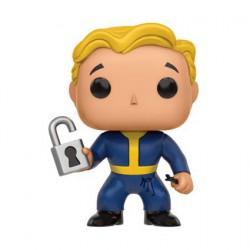 Pop! Games Fallout Vault Boy Locksmith Edition Limitée