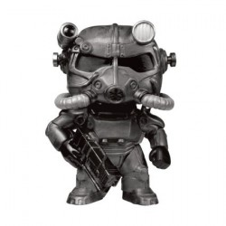 Figurine Pop! Games Fallout Power Armor Black Edition Limitée Funko Boutique en Ligne Suisse