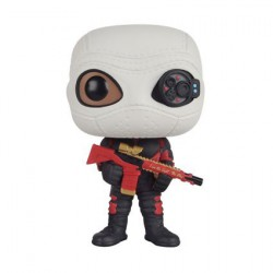 Figur Pop! DC Suicide Squad Deadshot Masked (Vaulted) Funko Online Shop Switzerland