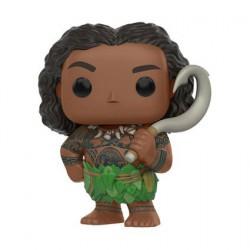 Figurine Pop! Disney Moana Maui (Rare) Funko Boutique en Ligne Suisse