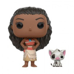 Figur Pop! Disney Moana & Pua (Rare) Funko Online Shop Switzerland