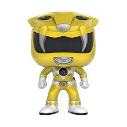 Figur Pop! TV Power Rangers Yellow Ranger (Vaulted) Funko Online Shop Switzerland