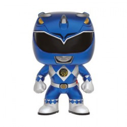 Figur Pop! Metallic Power Rangers Blue Ranger Limited Edition Funko Online Shop Switzerland