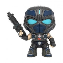 Figur Pop! Games Gears Of War Clayton Carmine Funko Online Shop Switzerland