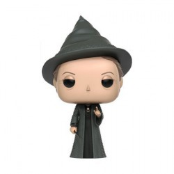 Figurine Pop! Harry Potter Professor Minerva Mcgonagall (Rare) Funko Boutique en Ligne Suisse