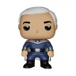 Pop! TV BattleStar Galactica Commander Adama (Vauled)