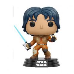 Figurine Pop Star Wars Star Wars Rebels Ezra Funko Boutique en Ligne Suisse
