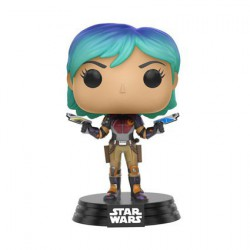 Figur Pop! Star Wars Star Wars Rebels Sabine Funko Online Shop Switzerland