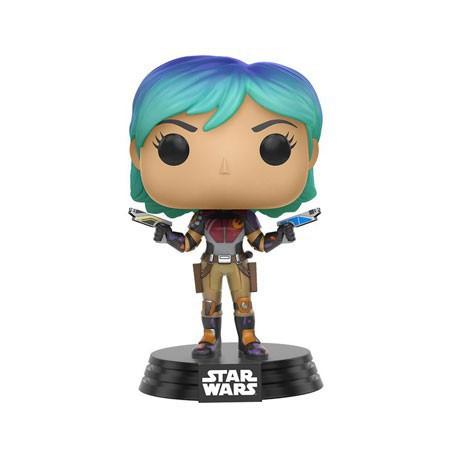 Figur Pop! Star Wars Star Wars Rebels Sabine Funko Online Shop Switzerland