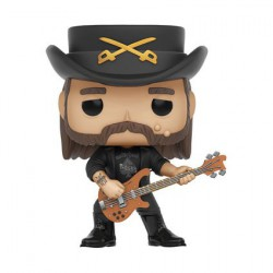 Figur Pop! Rocks Lemmy Kilmister Motörhead (Vaulted) Funko Online Shop Switzerland