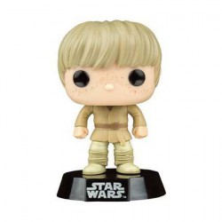 Pop Star Wars The Phantom Menace Young Anakin Limited Edition