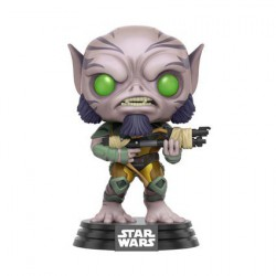 Pop! Star Wars Star Wars Rebels Zeb (Vaulted)