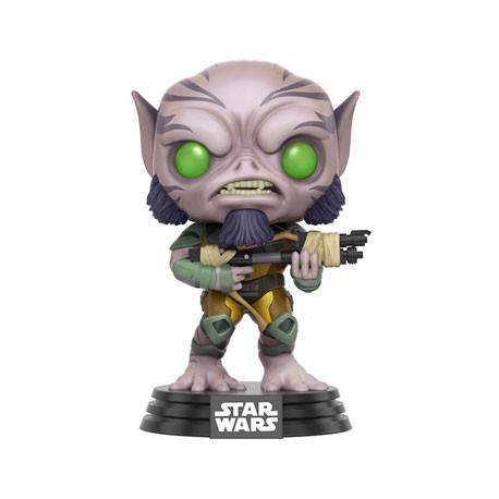 Figur Pop! Star Wars Star Wars Rebels Zeb (Vaulted) Funko Online Shop Switzerland
