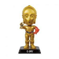 Figur Star Wars Episode VII - The Force Awakens C-3PO Wacky Wobbler Funko Online Shop Switzerland