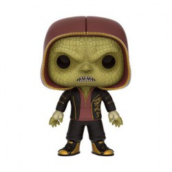 Pop DC Suicide Squad Killer Croc Hooded Limited Edition