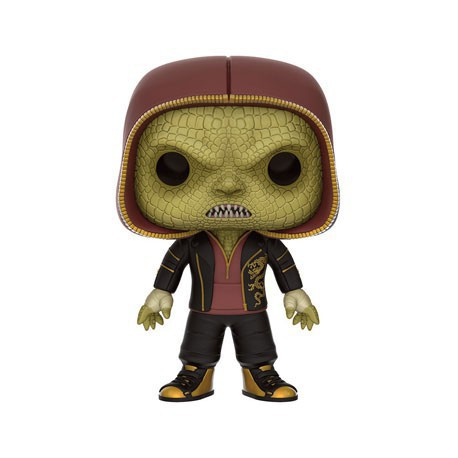 Figur Pop DC Suicide Squad Killer Croc Hooded Limited Edition Funko Online Shop Switzerland