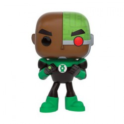Pop! DC Teen Titans Go Cyborg As Green Lantern Limited Edition