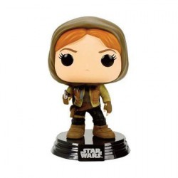 Pop! Star Wars Rogue One Jyn Erso Hooded Limited Edition