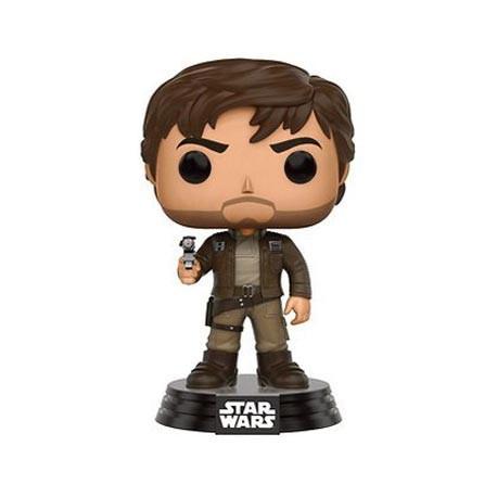 Figur Pop! Star Wars Rogue One Captain Cassian Brown Jacket Limited Edition Funko Online Shop Switzerland