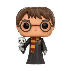 Figur Pop! Harry Potter Harry with Hedwig (Rare) Funko Online Shop Switzerland