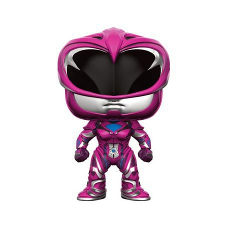 Figur Pop! Movies Power Rangers Pink Ranger Funko Online Shop Switzerland