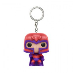 Pocket Pop Keychains Marvel Magneto