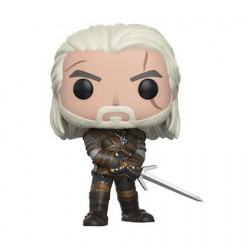 Figur Pop! Games The Witcher Geralt (Vaulted) Funko Online Shop Switzerland