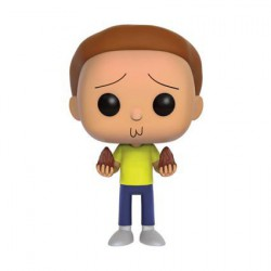 Figur Pop! Cartoons Rick and Morty - Morty Funko Online Shop Switzerland